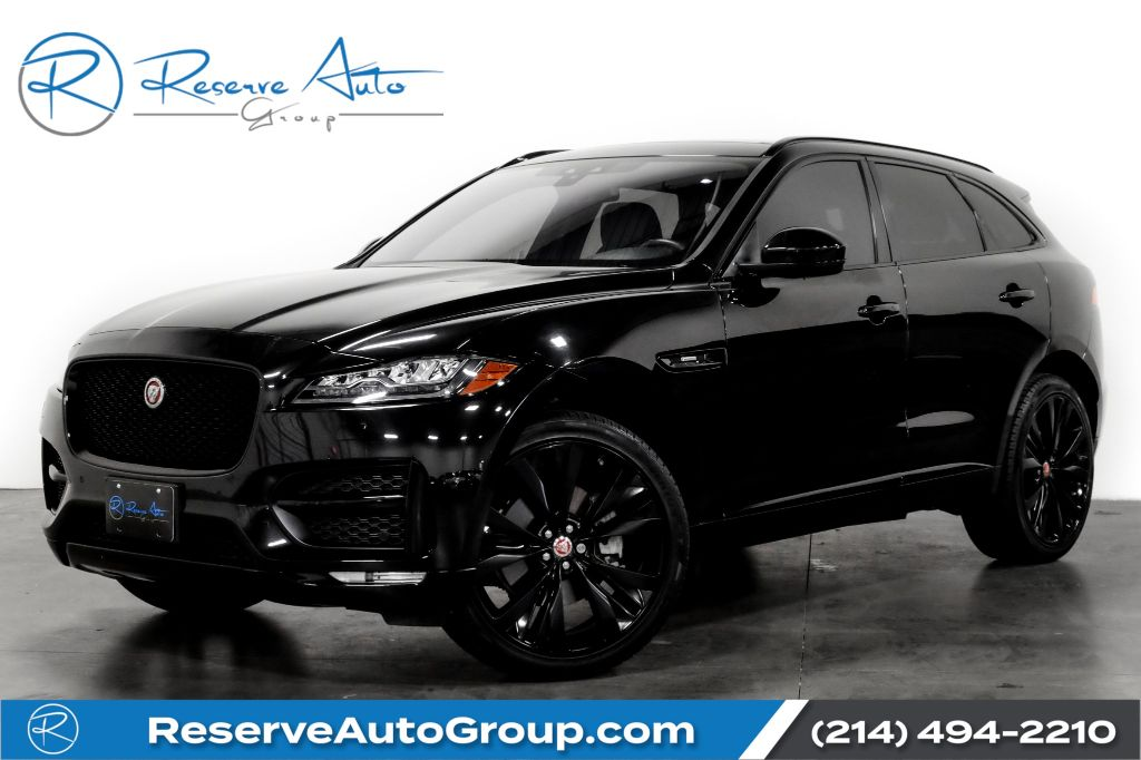 Pre-Owned 2017 Jaguar F-PACE 35t R-Sport Technology PKG Heated Front Seats Satellite Radio w/ Nav Premium Sound