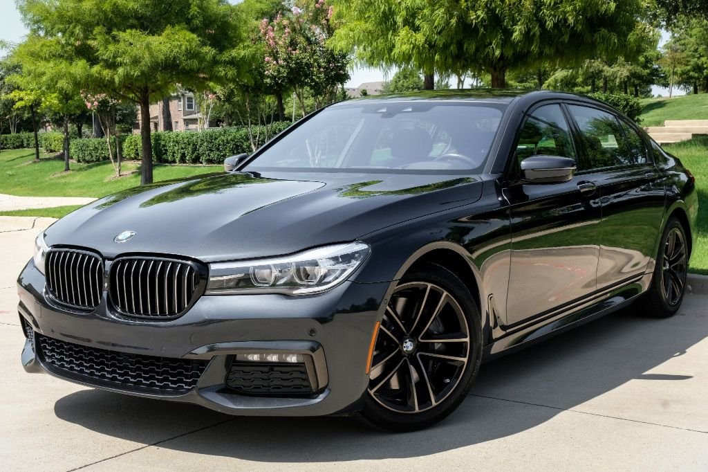 Pre-Owned 2016 BMW 7 Series 740i M-Sport Executive PKG Driver Assist Plus PKG Pano Sky Lounge LED Roof 20'' Wheels