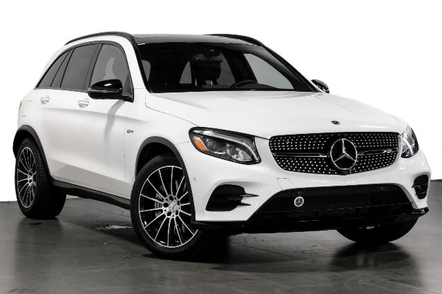 Pre-Owned 2018 Mercedes-Benz GLC AMG® GLC 43 LEATHER NAVIGATION SUNROOF BACK UP CAMERA MULTIMEDIA PACKAGE